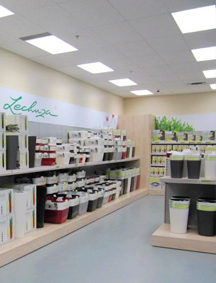 LECHUZA Retail Store in Mississauga