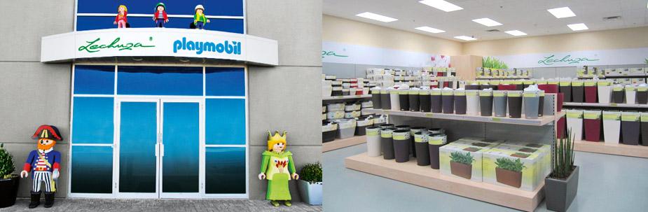 LECHUZA Retail Store in Mississauga, Ontario