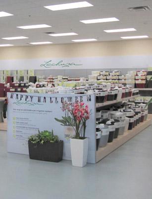 Le magasin LECHUZA à Mississauga