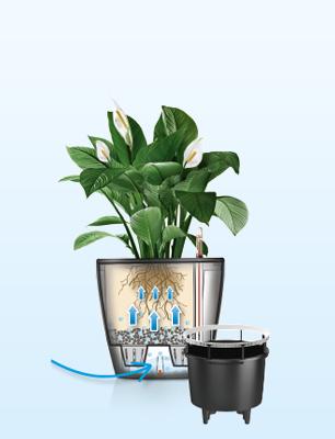 open planter liner