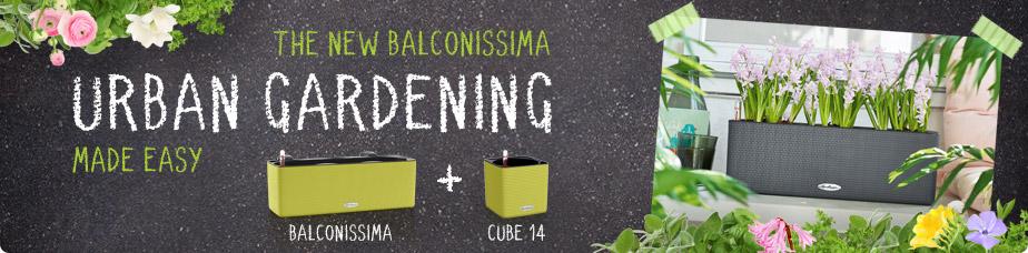 The new BALCONISSIMA